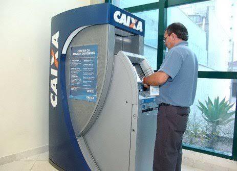 Como usar o caixa eletrônico da Caixa Econômica Federal