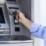 Dinheiro não saiu no caixa eletrônico